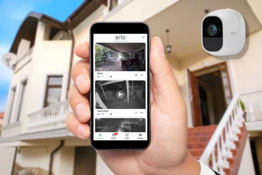 Best outdoor wireless security camera