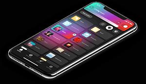 Phillips Hue app