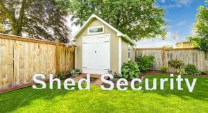Shed Security for Smart Homes