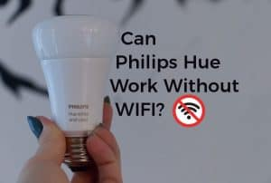 Can Philips Hue Work Without WIFI